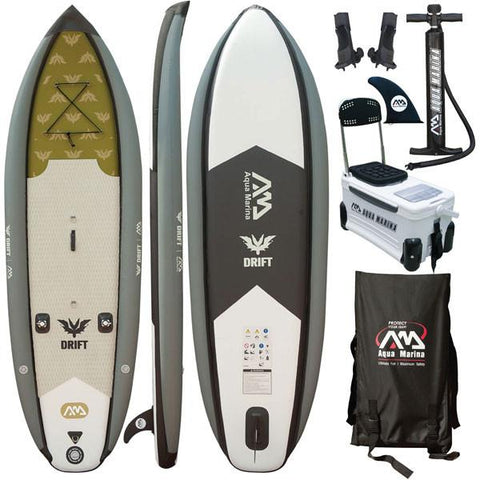 "Aqua Marina Drift 10'10"" Stand Up Paddleboard"