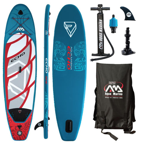 "Aqua Marina Echo 10'6"" Stand Up Paddleboard"