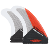Scarfini FX 2.5 Quad Single Tab Fins