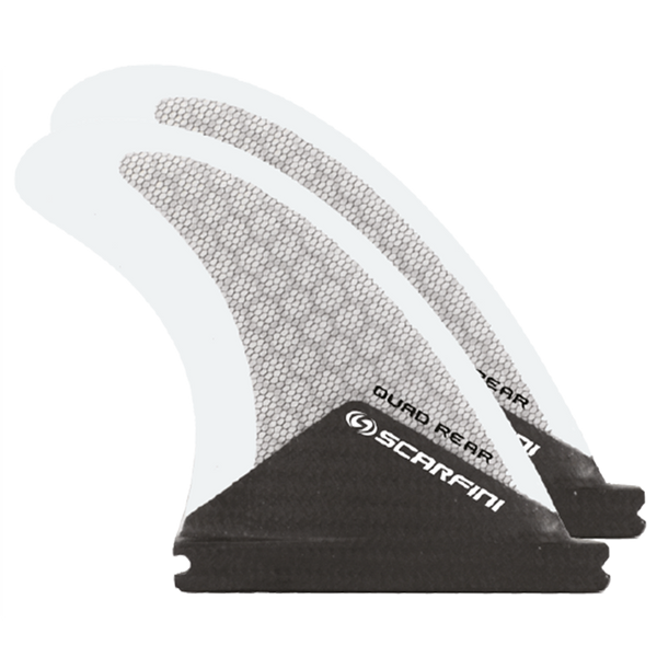 Scarfini FX Quad Rears Single Tab Fins