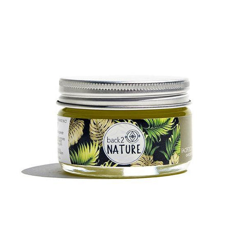 Back 2 Nature - Facefood Replenishing Night Cream | 50ml