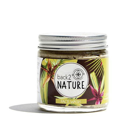 Back 2 Nature - Facefood Gentle De-toxer & Exfoliator | 100ml