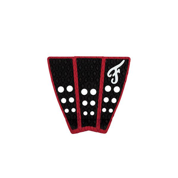 Famous Traction Pad Hatteras Black Red