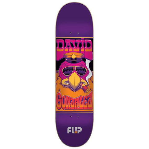 Ride Empire Gonzalez Mercenaries 8.0 Deck