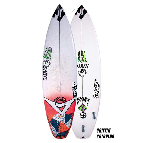Mayhem - The Pocket Rocket Athlete Exacta Series Surfboard