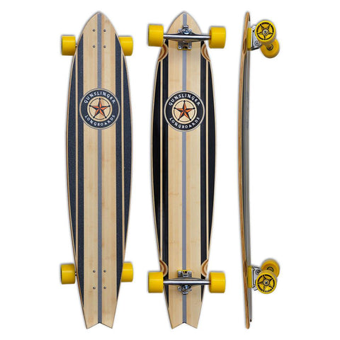 Gunslinger Battlecruiser Cruiser Longboard