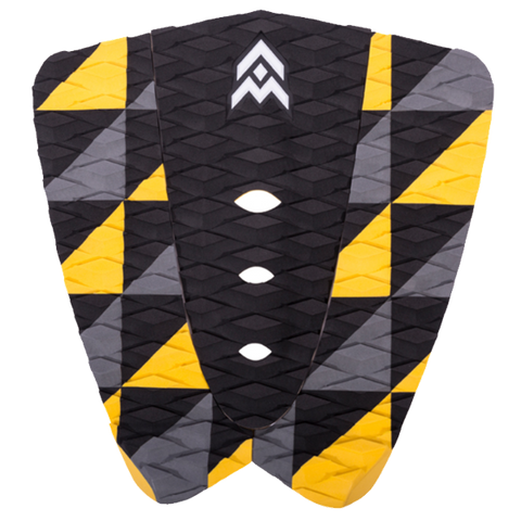 Aerial Material Grip Nate Traction Pad - Yellow Pattern