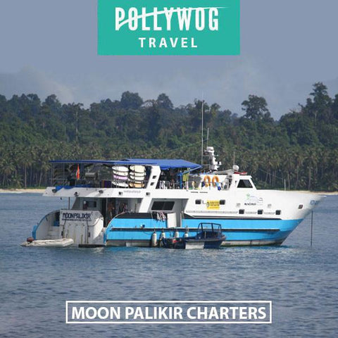 Moon Palikir Charters - Mentawais Islands