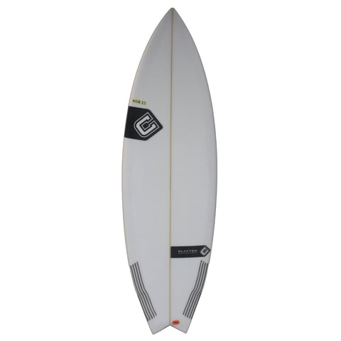 "Clayton Twinnie 5'7"" Surfboard"