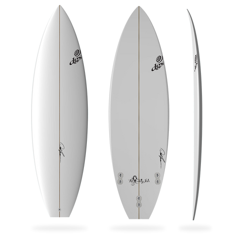 DGS The Jelly-Fish Surfboard