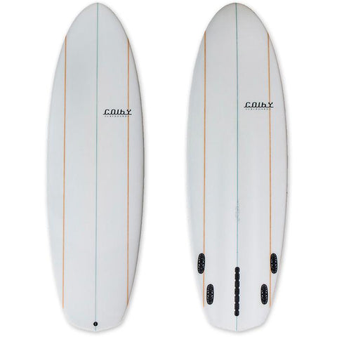 Colby Jelly Fish Surfboard