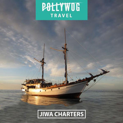 Jiwa Charters - Indonesia / North Sumatra