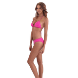 O'Neill Ladies Joli Solid Bikini Set - Pink