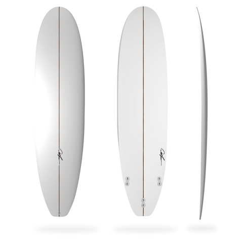 DGS The Minimal Surfboard