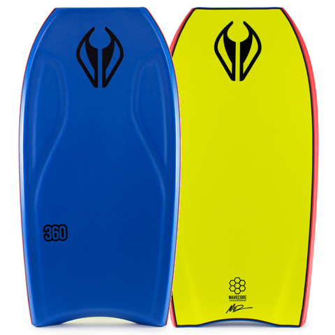 NMD 360 Progression Accelerator Bodyboard - Royal Blue / Yellow