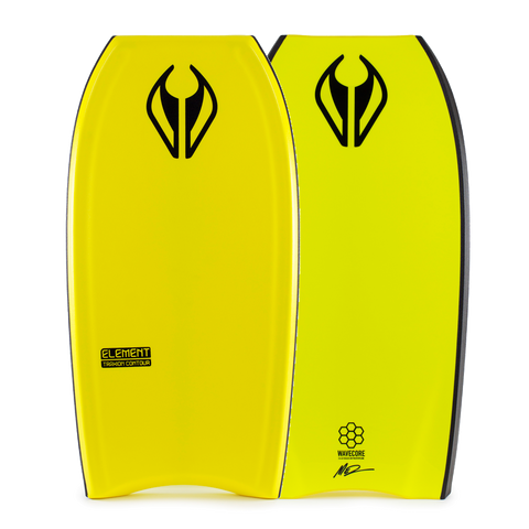 NMD Element Bodyboard - Yellow