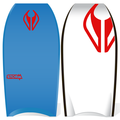 NMD Storm Bodyboard - Light Blue