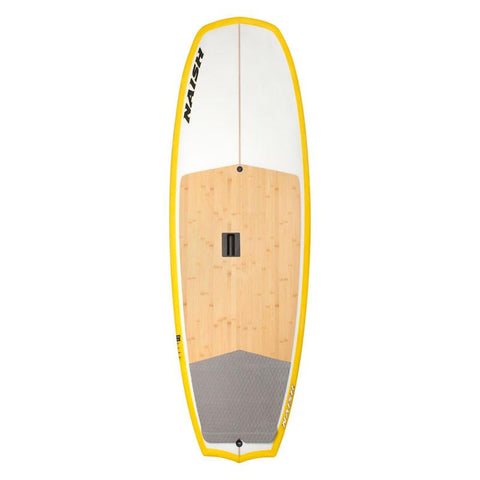 Naish - Raptor - BareBones - Compact Wave - Stand Up Paddle Board