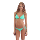 O'Neill Ladies Joli String Bikini Set - Green