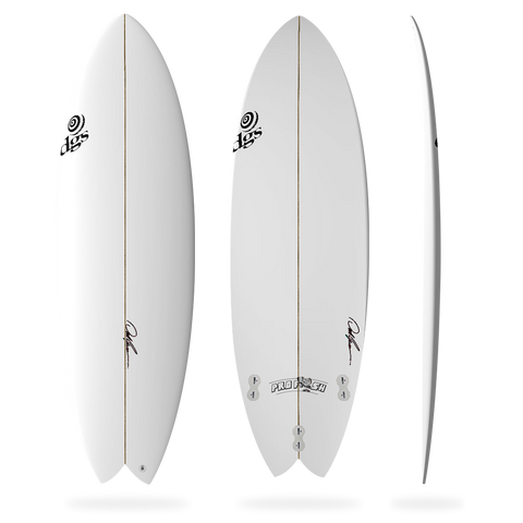 DGS The Pro-Fish Surfboard