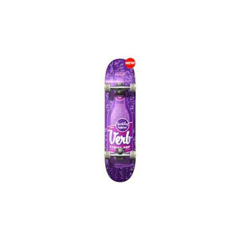 Verb - 7.75 Team Pop Grape Skateboard