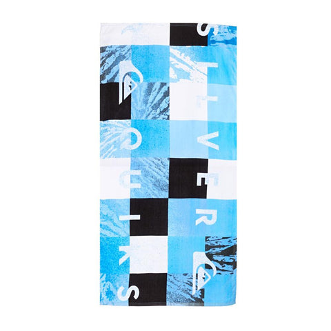Quiksilver - Mens Check Towel