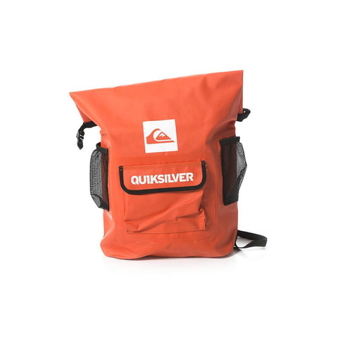 Quiksilver Mens Sea Stash Pack – Safety Orange