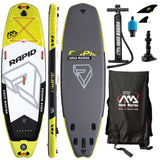 "Aqua Marina Rapid 9'6"" Stand Up Paddleboard"