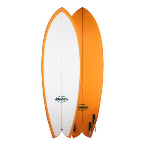 Mayhem - RNF Retro - Surfboard