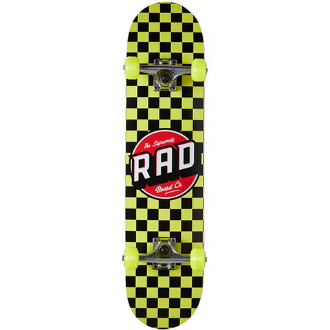 Rad - 7.75 Dude Crew Skateboard