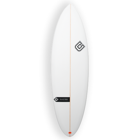 Clayton The Rocket Surfboard