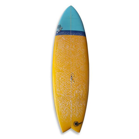 "DGS - Swallow tail - 6'8"" - Second Hand Surfboard"