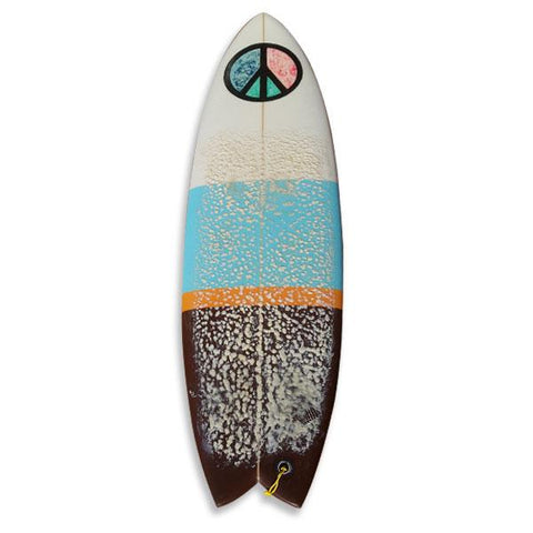 DGS - Swallow Tail - Surfboard - 6'2""