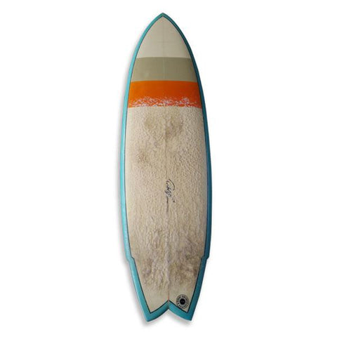 "DGS - Swallow Tail - 6'4"" - Second Hand Surfboard"