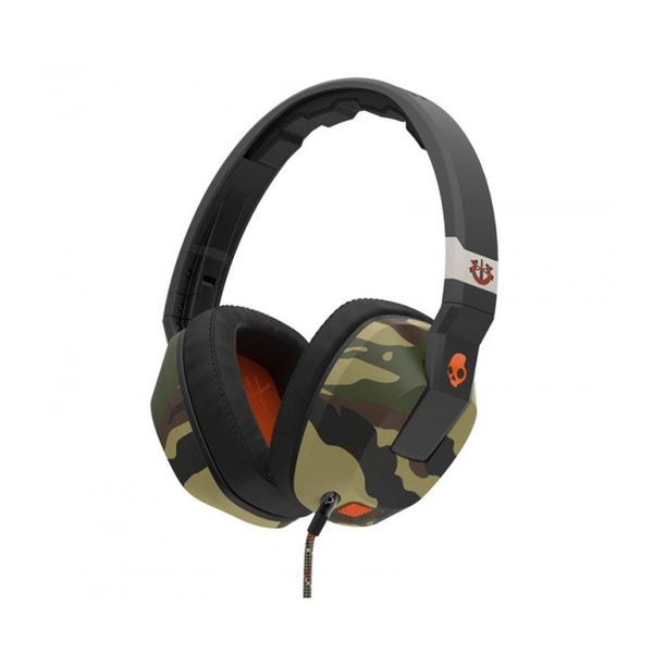 Skullcandy Crusher 2.0 With Mic 1 Camo / Orange