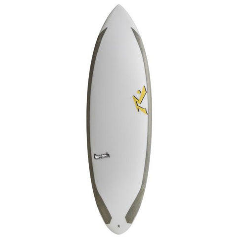 Rusty Torsion Spring Smoothie Surfboard
