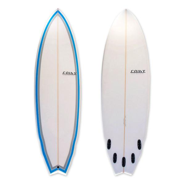 Colby Super Fish Surfboard