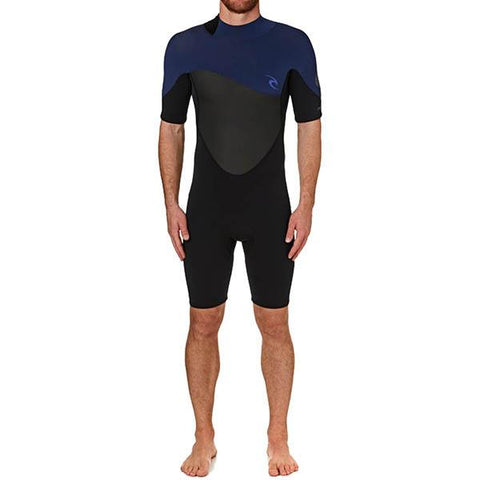 Rip Curl - Mens Omega 1.5mm Short Sleeve Spring Wetsuit