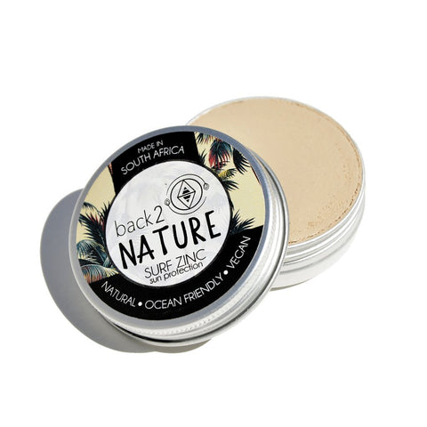 Back 2 Nature - Surf Zinc | 50ml