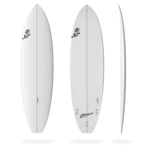 DGS The Flying Disc Surfboard