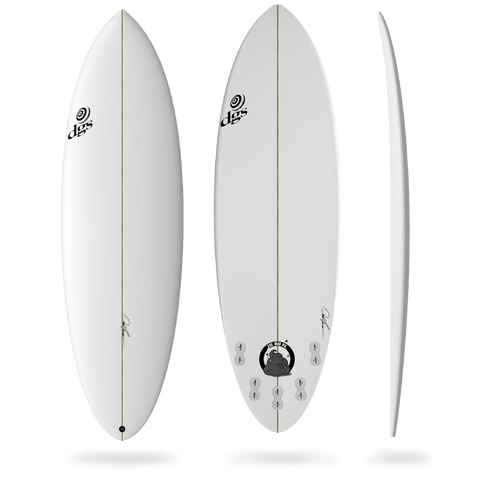 DGS The Mud Pie Surfboard