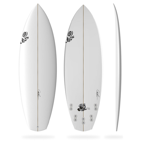 DGS The Ripped Fish Surfboard