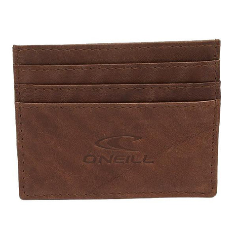 O'Neill Travel Wallet - Brown