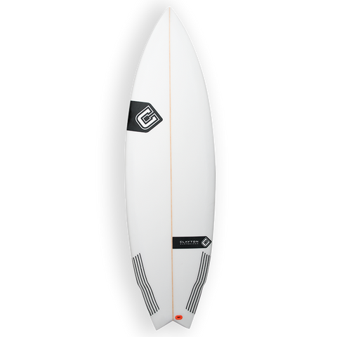 Clayton Twinnie Surfboard