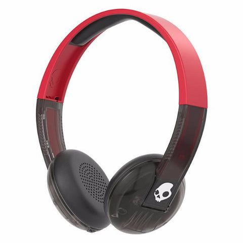Skullcandy Uproar Wireless On-Ear - Black / Red / Chrome