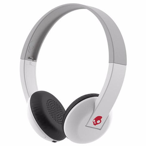 Skullcandy Uproar Wireless On-Ear - White / Gray / Red