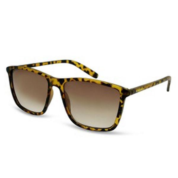 BondiBlu Sunglasses - Leopard & Light Yellow