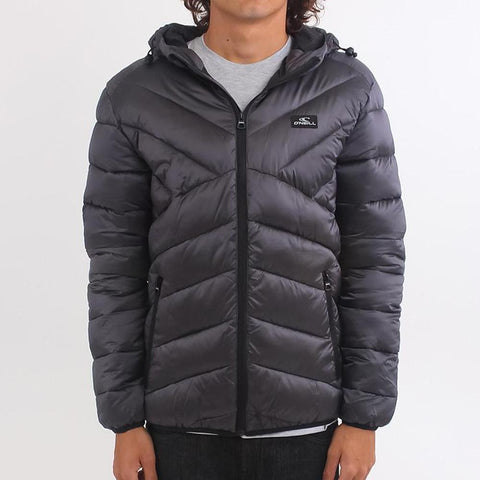 Freestone Puffer Jacket - Grey