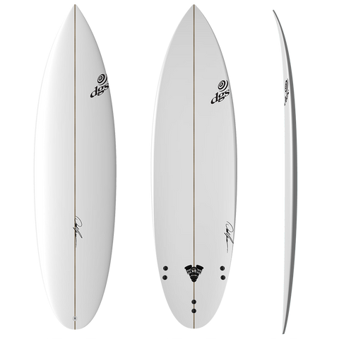 DGS The V8 Surfboard