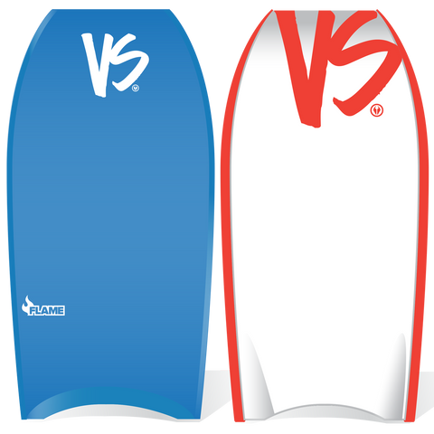 VS Flame - EPS Core Bodyboard - Light Blue